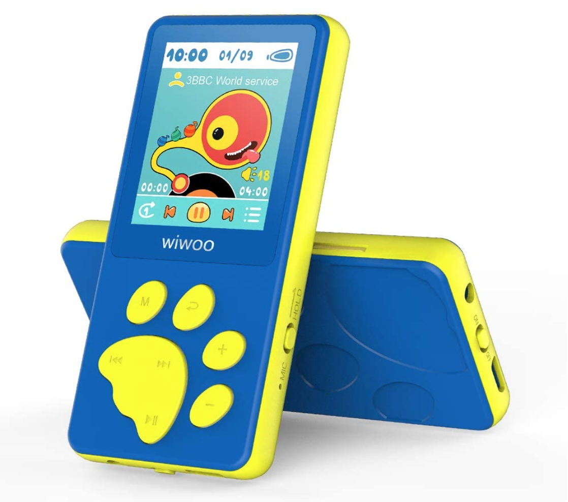 Wiwo-mp3-Player-for-kids