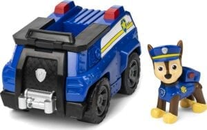 PAW Patrol Cruiser Vehicle with Collectible Figure