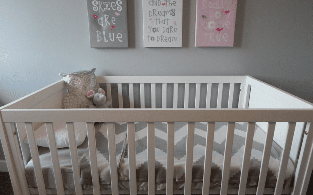 How to Build a Crib by Yourself